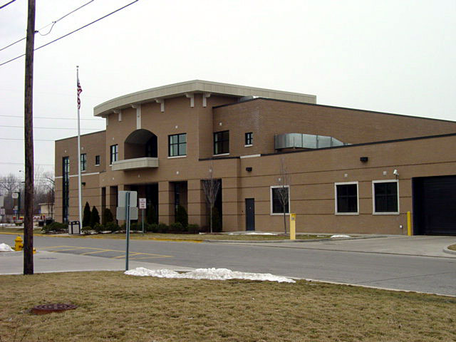 Allen County Juvenile Center Fort Wayne, IN