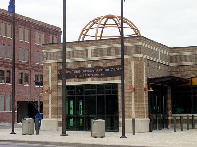Justice Center Fort Wayne, IN