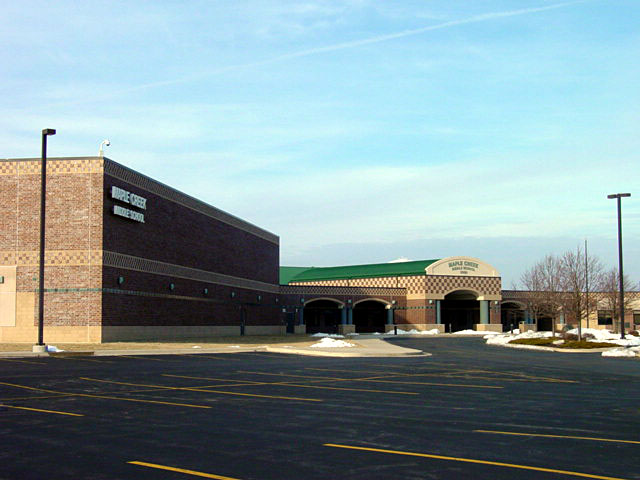 Maplecreek Middle School, Fort Wayne, IN
